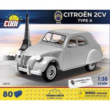 Youngtimer Citroen 2CV Type A 1949