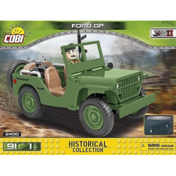 HC WWII Ford GP