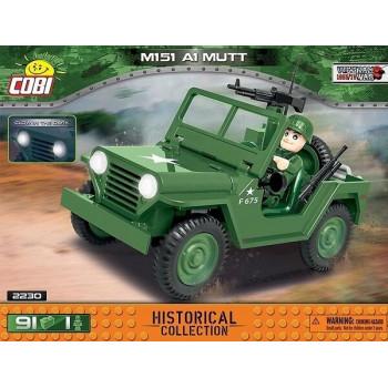 HC Vietnam War M151 A1 Mutt