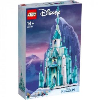 Lego DISNEY PRINCESS 43197 Lodowy zamek