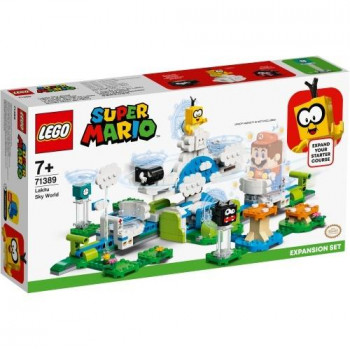 Lego SUPER MARIO 71389 Podniebny świat Lakitu