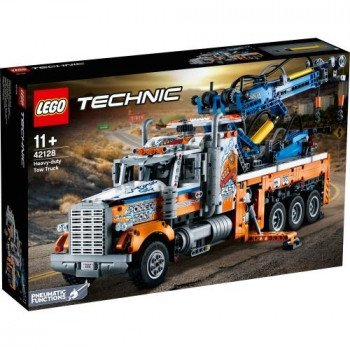 Lego TECHNIC 42128 Ciężki samochód pomocy drogowej