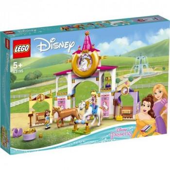 Lego DISNEY PRINCESS Królewskie stajnie Belli...