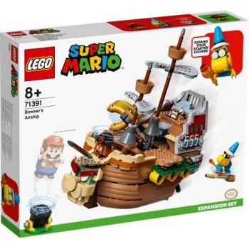 Lego SUPER MARIO 71391 Sterowiec Bowsera...