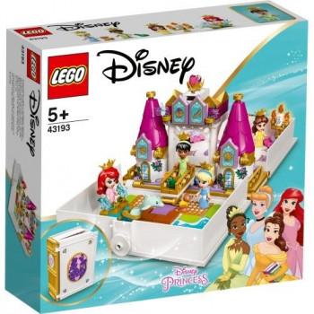 Lego DISNEY PRINCESS Książka z przygodami Arielki