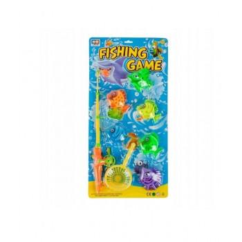 Gra rybki magnetyczne