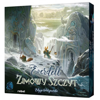 Everdell: Zimowy szczyt (edycja polska) REBEL  - Dodatek