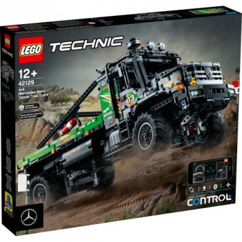 Lego TECHNIC Ciężarówka Mercedes-Benz Zetros