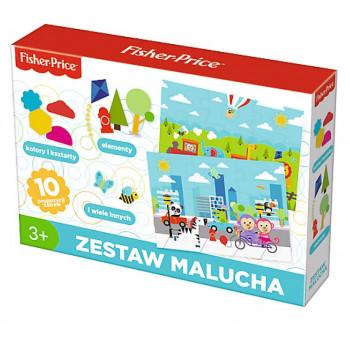 Zestaw Malucha Fisher Price TREFL