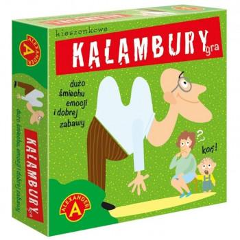 Kalambury kieszonkowe ALEX