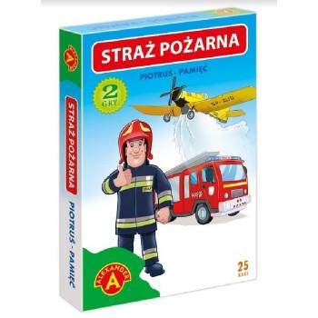 Piotruś Pamięć - straż pożarna ALEX
