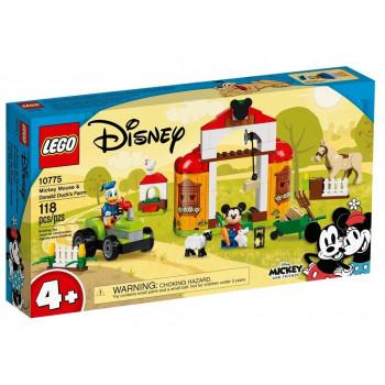 Lego MICKEY AND FIRENDS Farma Mikiego i Donalda