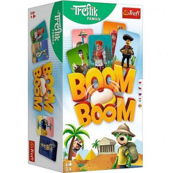 Boom Boom Rodzina Treflików TREFL