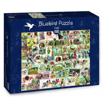 Puzzle 1500 Psy