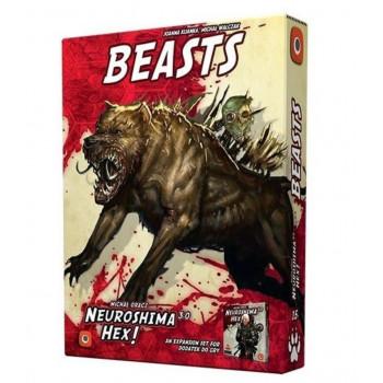 Neuroshima Hex 3.0: Beasts PL/ENG PORTAL  - Dodatek