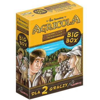 Agricola: Chłopi i ich zwierzyniec Big Box LACERTA