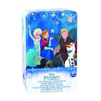 Puzzle 3d Frozen Kraina...
