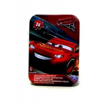 Puzzle 3d Auta 3 Cars Spin...