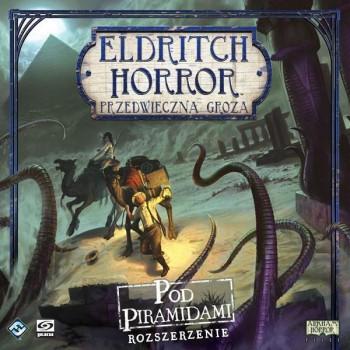 Eldritch Horror: Pod Piramidami GALAKTA