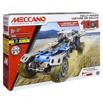 Meccano Zestaw Wyścigowy 10...