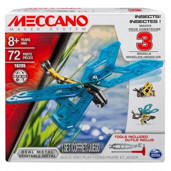 Meccano Zestaw 3 Modeli...
