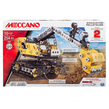 Meccano Core Koparka Junior...