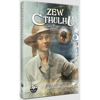 Zew Cthulhu: Podręcznik Badaczki BLACK MONK