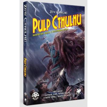 Zew Cthulhu: Pulp Cthulhu BLACK MONK