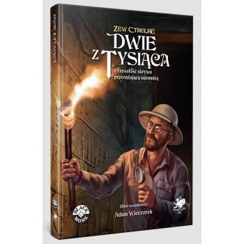 Zew Cthulhu: Dwie z Tysiąca BLACK MONK