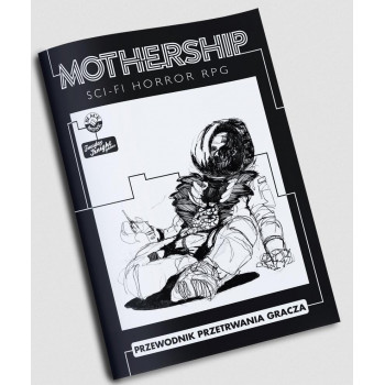 Mothership BLACK MONK
