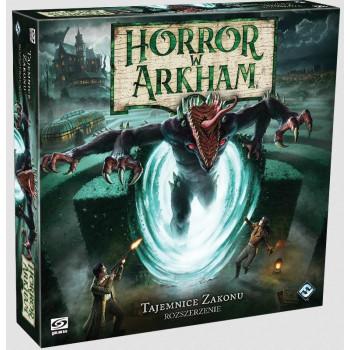 Horror w Arkham: Tajemnice Zakonu GALAKTA  - Dodatek
