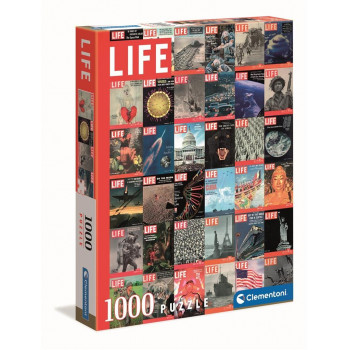 Puzzle 1000 Life Collection