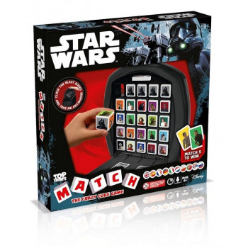 Match Star Wars New