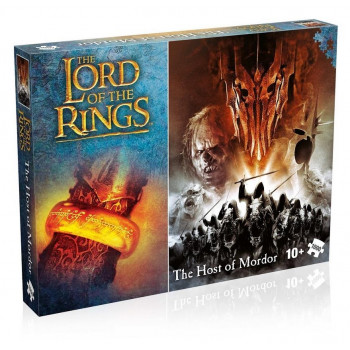 Puzzle 1000 Lord of the rings Host of Mordor
