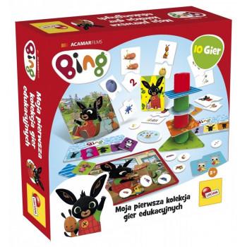 Bing - Kolekcja 10 gier edukacyjnych