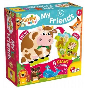 Carotina Baby - Moi zwierzęcy przyjaciele
