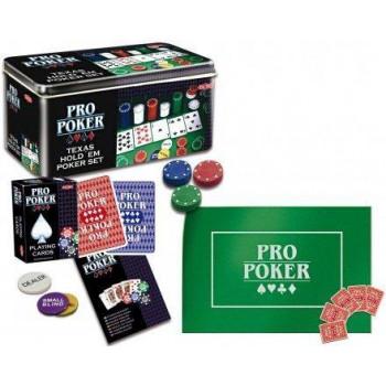 Poker Texas Hold'em w puszce