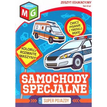 Super pojazdy - Samochody specjalne