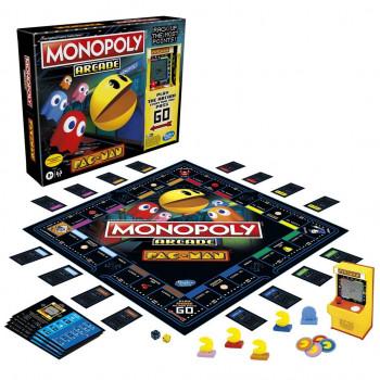 Monopoly Arcade Pan-Man