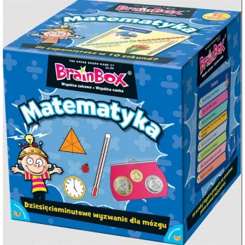 BrainBox - Matematyka REBEL