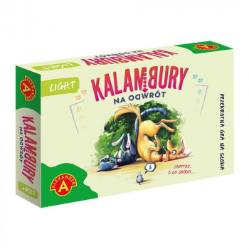 Kalambury na odwrót - Light ALEX