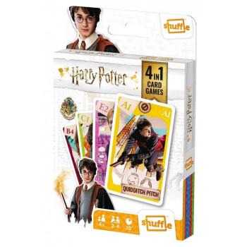 Shuffle Harry Potter 4w1 CARTAMUNDI