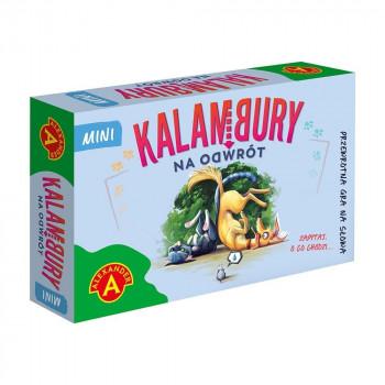 Kalambury na odwrót - Mini ALEX