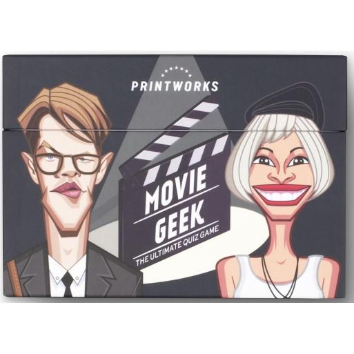 Gra skojarzeń - Movie geek