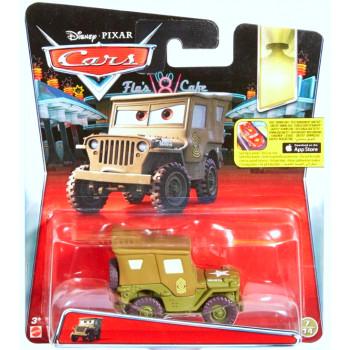 Auta Cars Mattel Cmx76...