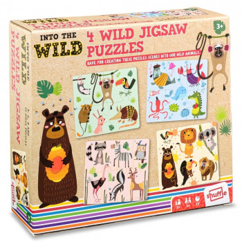 Shuffle - Into the Wilds Puzzles