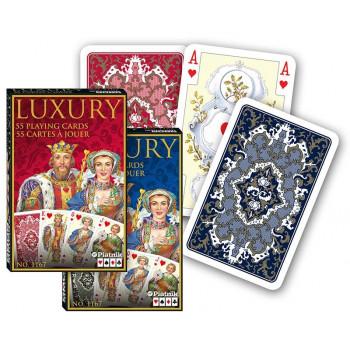 Karty pojedyncze Luxury PIATNIK