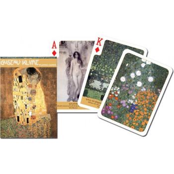 Karty pojedyncze International Klimt PIATNIK