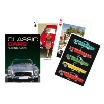 Karty poj. International Classic Cars PIATNIK