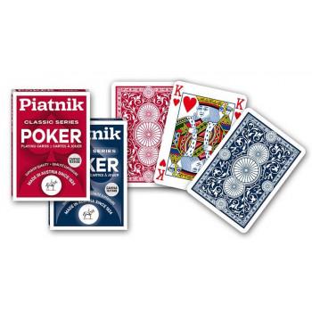 Karty poj. Piatnik Poker Classic Series PIATNIK